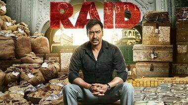 Ajay Devgn's Raid completes 2 years today