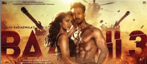 Day 3 Box office collection of Baaghi 3