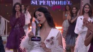 Manila Pradhan from Sikkim wins the title of MTV