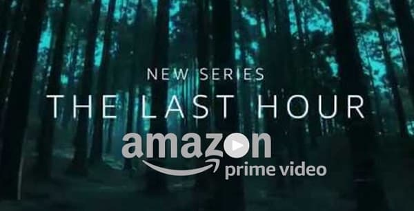 New Series Releasing on Prime Video