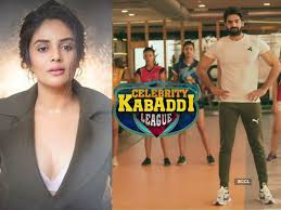 Sreemukhi's Celebrity Kabaddi League To Hit TV Screens on the 5th March