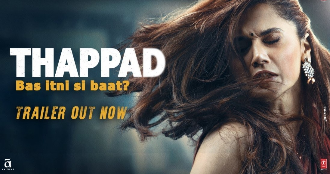 Thappad on Amazon Prime Video Date & Time