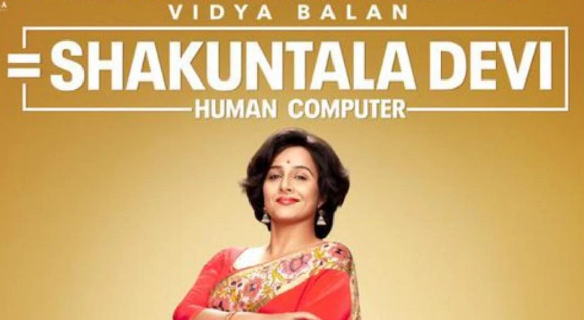 Shakuntala Devi Is An Upcoming Indian Hindi Biopic Movie, Release On This Date