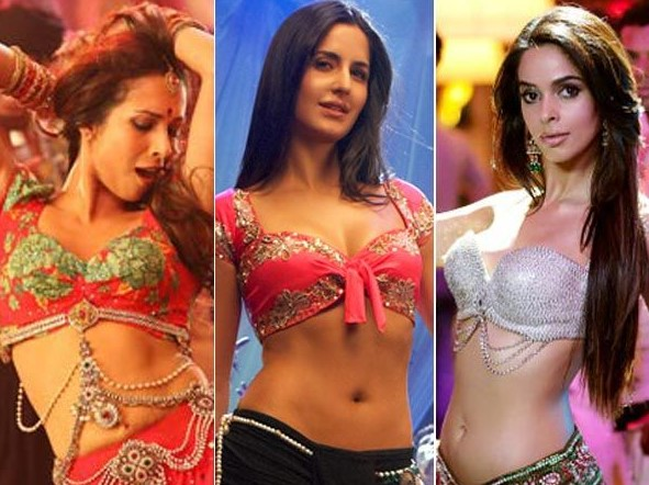 Top Item Girls In The Bollywood