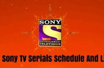 Popular TV Show List Of Sony TV And Upcoming TV Serial