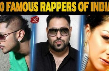 Top 10 Famous Rapper In India