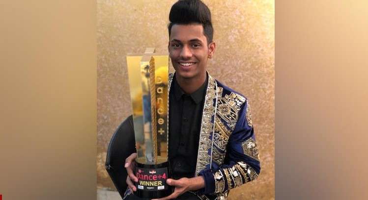 Dance Plus 4 Winner