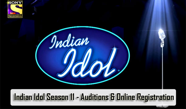 Indian Idol 2019 Season 11 Auditions & Registration Started