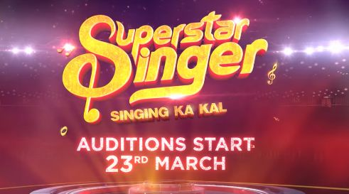 Superstar Singer Auditions Details