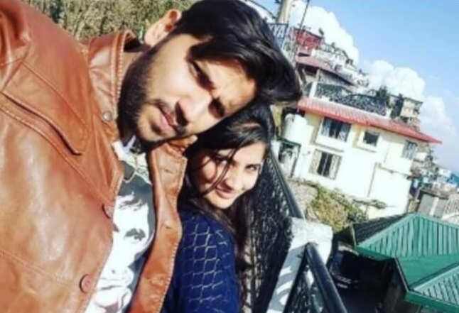 Nach Baliye 2019 Contestant - Romil Chaudhary and wife