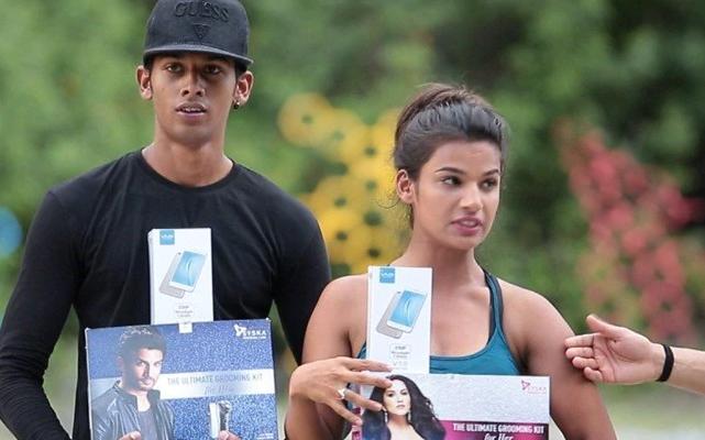 Baseer Ali and Naina Singh: Splitsvilla Season 10 Winner
