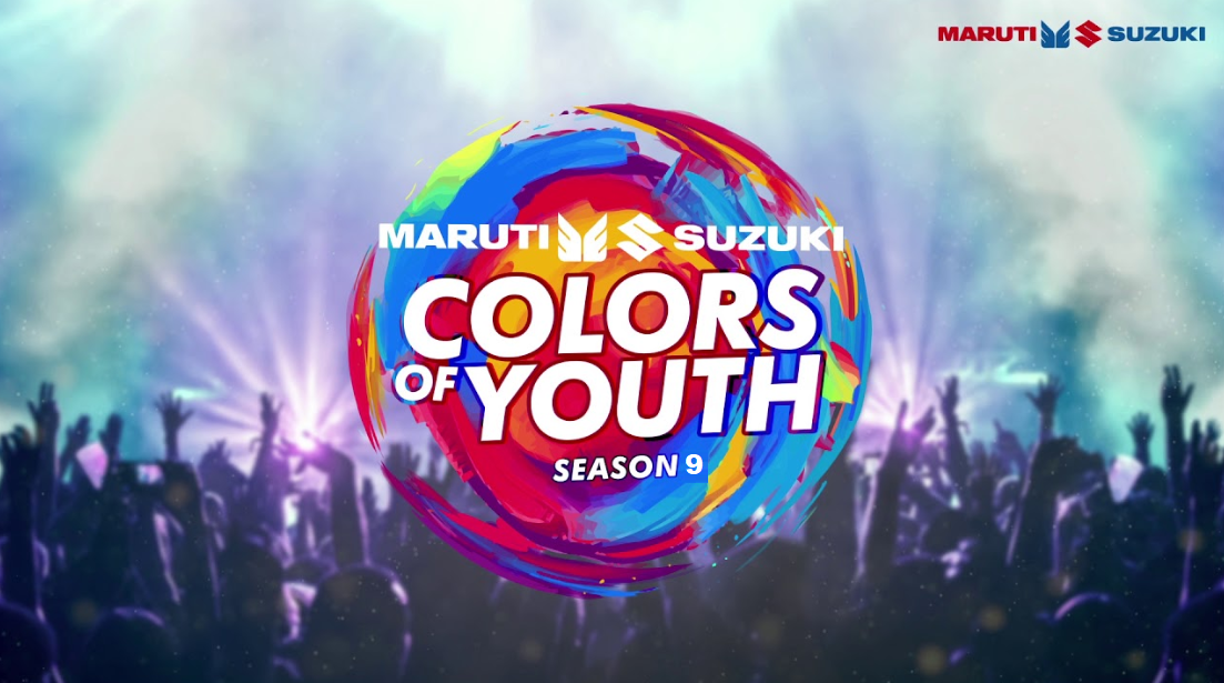 Maruti Suzuki Colors of Youth Season 9 2020 Auditions