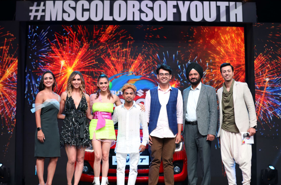 Maruti Suzuki Colors of Youth Season 9 2020
