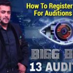 Bigg Boss 2019 Season 13 Auditions
